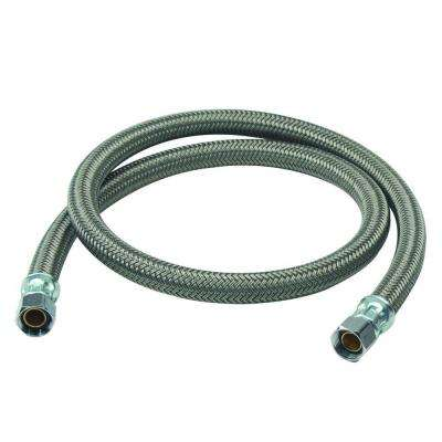 3/8 in. Compression x 3/8 in. Compression x 36 in. Braided Polymer Dishwasher Connector