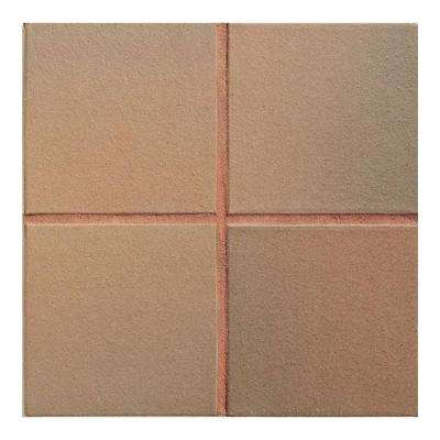 Quarry Adobe Flash 8 in. x 8 in. Ceramic Floor and Wall Tile (11.11 sq. ft. / case)