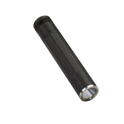 X1 - Black Body 1 AA Alkaline Battery Dual Mode Flashlight