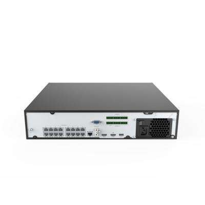 Ultra HD Commercial Grade Audio Capable 32-Channel 8TB NVR Surveillance System with 20 4K Cameras and True WDR
