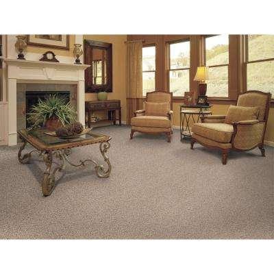 Calico Rock Oxford Twist 18 in. x 18 in. Carpet Tile (10 Tiles/Case)