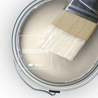 W-D-300 Eggshell Cream Paint