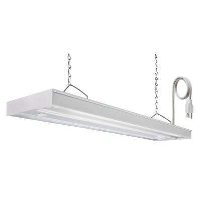 2-Light 14-Watt White Fluorescent Grow Light