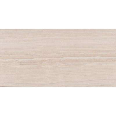 Eramosa White 12 in. x 24 in. Glazed Porcelain Floor and Wall Tile (12 sq. ft. / case)