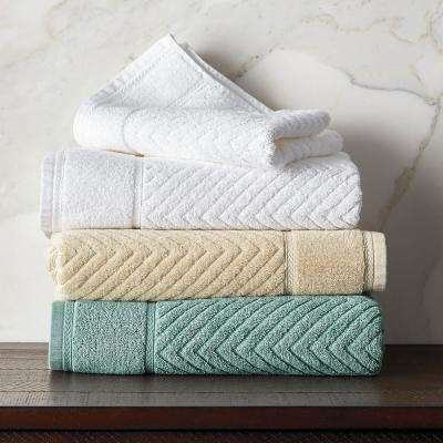 Chevron Egyptian Cotton Bath Towel