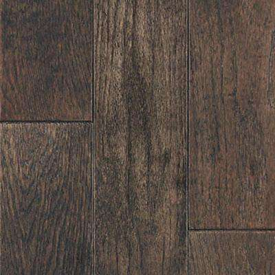Oak Heritage Grey Solid Hardwood Flooring - 5 in. x 7 in. Take Home Sample