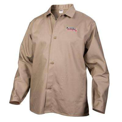 Men's Fire Resistant Cloth Welding Jacket