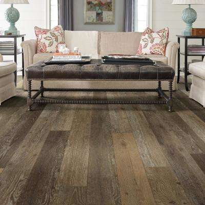 Medina Oak 8 in. x 72 in. Dry Hay Resilient Vinyl Plank Flooring (31.51 sq. ft. / case)