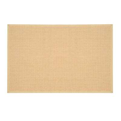Freeport Honey and Khaki 5 ft. x 8 ft. Area Rug