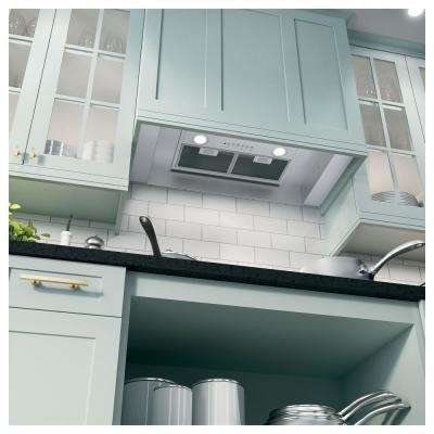 20 in. Range Hood in Stainless Steel