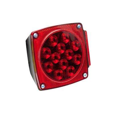 80 in. Right/Curbside LED 6 Function Rear Light