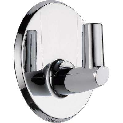 Plastic Pin Wall Mount for Hand Shower in Chrome