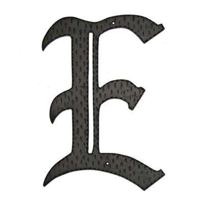 16 in. Home Accent Monogram E