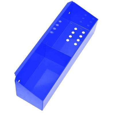 Professional 27 in. Side Tool Holder in Blue