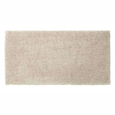 Ethereal Cream Beige 2 ft. x 4 ft. Scatter Rug