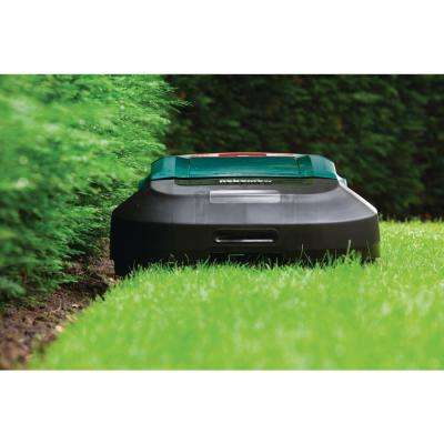 22 in. Battery Powered Electric Robotic Lawn Mower (Up to 1/2 Acre)