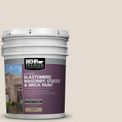 5 gal. #MS-19 Meadowbrook Elastomeric Masonry, Stucco and Brick Paint