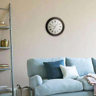16 in. Round Roman Numeral Wall Clock