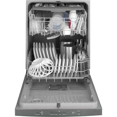 Top Control Tall Tub Dishwasher in Stainless Steel with Steam Cleaning, ENERGY STAR, 50 dBA