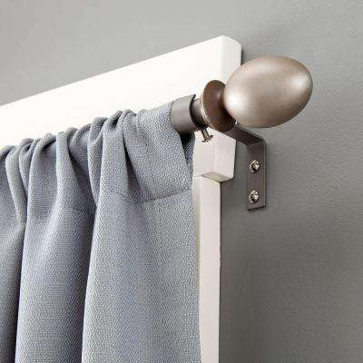 Curtains Ideas curtain rod hanger : Single - Kenney - Curtain Rods & Hardware - Blinds & Window ...