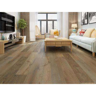 Sahara 1/3 in. Thick x 7.68 in. Wide x 47.83 in. Length Laminate Flooring (20.40 sq. ft.)