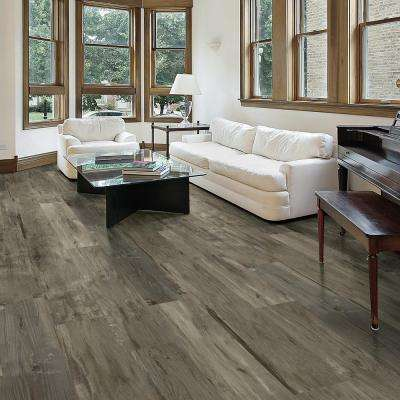 Rustic Wood 8.7 in. x 47.6 in. Luxury Vinyl Plank Flooring (20.06 sq. ft. / case)