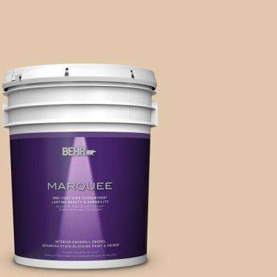 5 gal. #MQ2-8 Irish Cream One-Coat Hide Eggshell Interior Paint