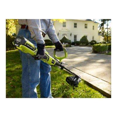 Gas-Like Power 40-Volt Lithium-Ion Cordless Trimmer/Blower/Hedge Combo Kit - 2.6 Ah Battery and Charger Included