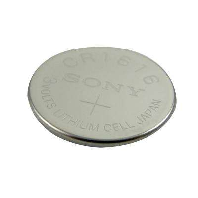 Lithium 57mAh/3-Volt Coin Cell Watch and Calculator Replacement Battery
