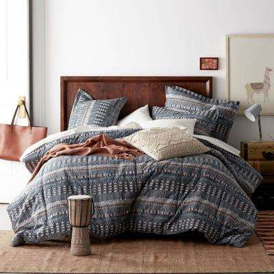 Textillery Cotton Percale Comforter Set