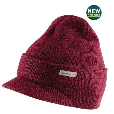 Men's OFA Knit Hat with Visor