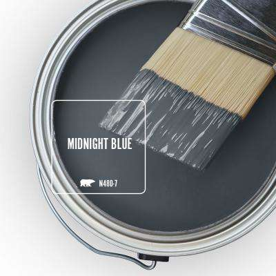 N480-7 Midnight Blue Paint