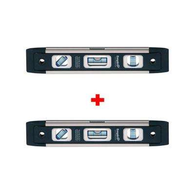 True Blue 9 in. Professional Torpedo Level with Free True Blue 9 in. Professional Torpedo Level