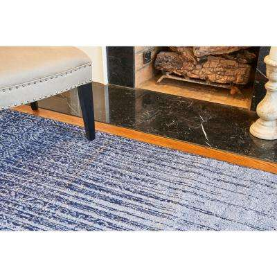 Del Mar Jennifer Blue 8' 0 x 10' 0 Area Rug