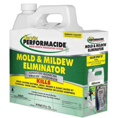 Performacide 1 Gal. Mold and Mildew Eliminator Spray Kit (3-Pack)