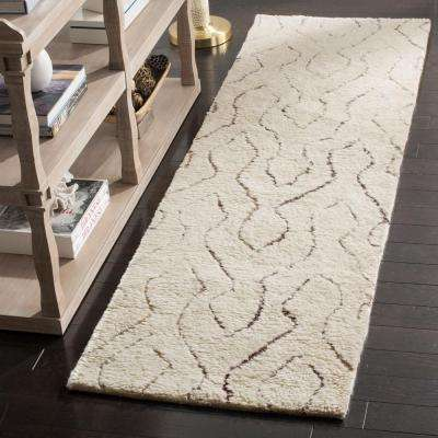 Casablanca Ivory/Multi 2 ft. x 8 ft. Runner Rug