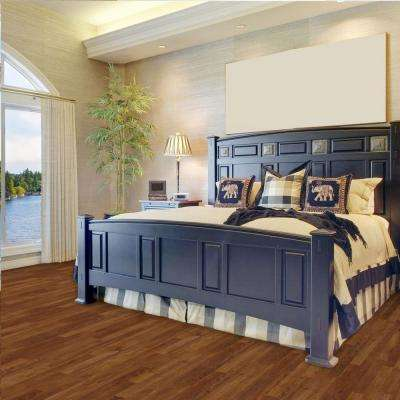 Sherwood Heights Barnes Mill Oak 8 mm Thick x 7.6 in. Wide x 50.79 in. Length Laminate Flooring (21.44 sq. ft. / case)