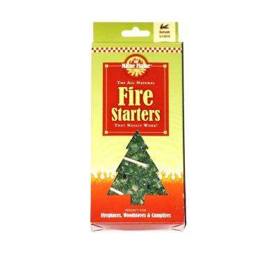 Balsam Scented Fire Starter (5-Pack)
