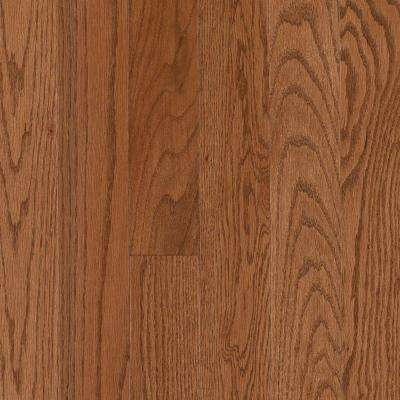 Oak Winchester 3/8 in. Thick x 3.25 in. Wide x Random Length Click Hardwood Flooring (23.5 sq. ft. / case)