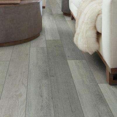 Medina Oak 8 in. x 72 in. Canvas Resilient Vinyl Plank Flooring (31.51 sq. ft. / case)