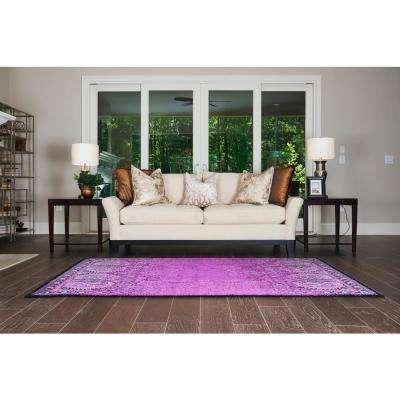 Imperial Anatolla Lilac 5' 0 x 8' 0 Area Rug