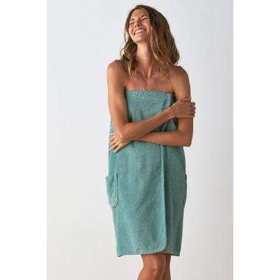 Legends Regal Egyptian Cotton Women's Bath Wrap