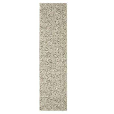 Liam Cappuccino 2 ft. x 8 ft. Rug Runner