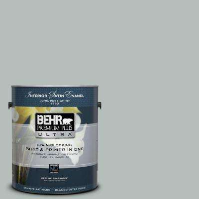 Home Decorators Collection 1-gal. #HDC-NT-25 Dew Satin Enamel Interior Paint