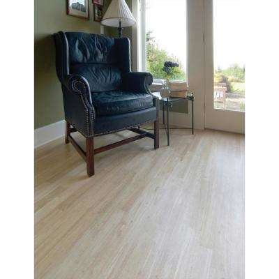Classic Hardwoods Natural Hevea 9/16 in. T x 7.5 in. W x 86.25 in. L Engineered Hardwood Flooring (27 sq. ft. / case)