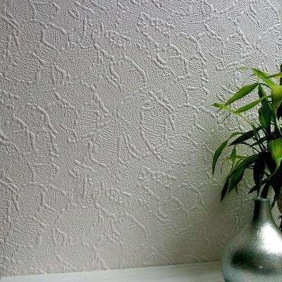 Frazer Paintable Supaglypta Wallpaper