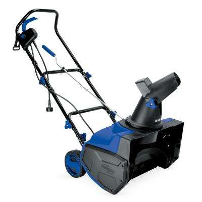18 in. 12 Amp Corded Electric Snow Thrower