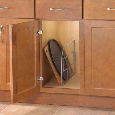 18 in. x 0.94 in. x 19.5 in. Tray Divider Cabinet Organizer