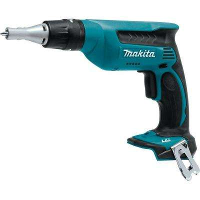 18-Volt LXT Lithium-Ion 1/4 in. Cordless Drywall Screwdriver (Tool-Only)