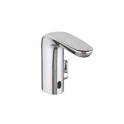 NextGen Battery Powered Single Hole Touchless Bathroom Faucet with SmartTherm Safety Shut-Off 1.5 GPM in Chrome